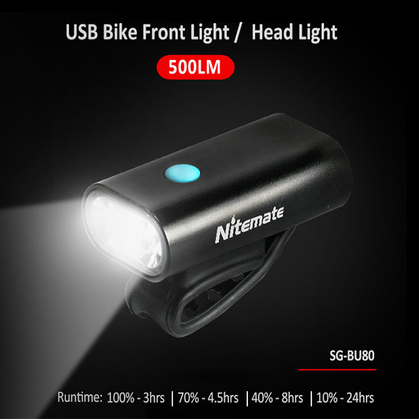 Wholesale USB rechargeable bike light, best LED cycle light