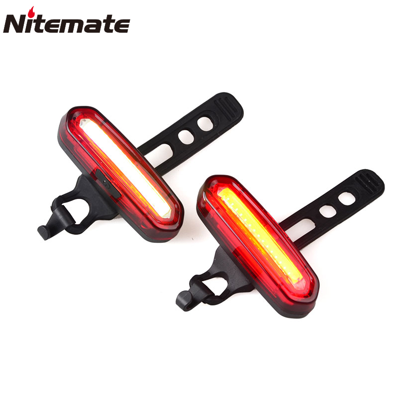 SG-BN02 Lightest USB rechargeable tail light