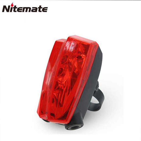 SG-BL01-bicycle rear light, red laser tail light