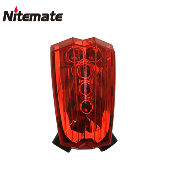 red laser tail light