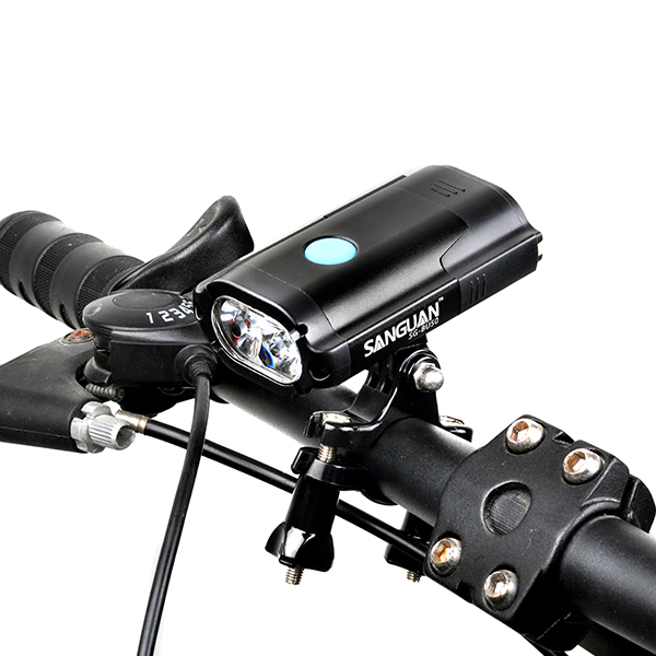 How to install the safety bike light