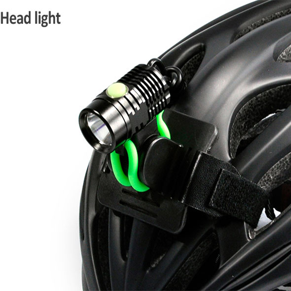 headlight for night riding