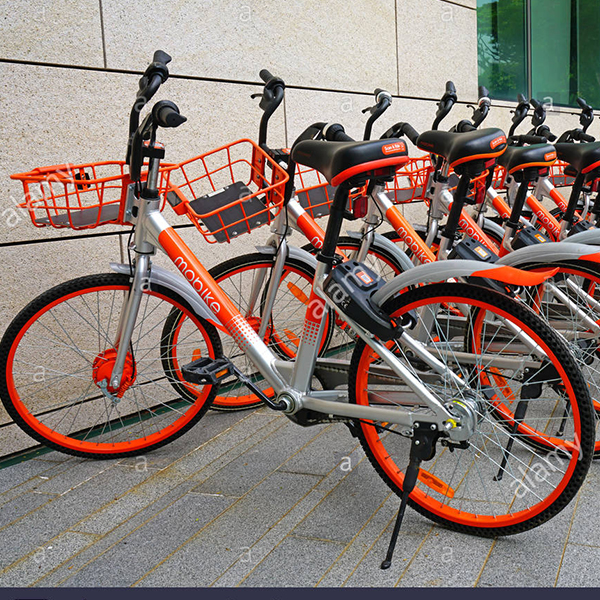 Shared bicycles