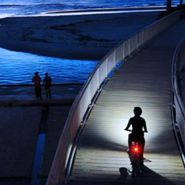 Do you know how to choose a bike light?