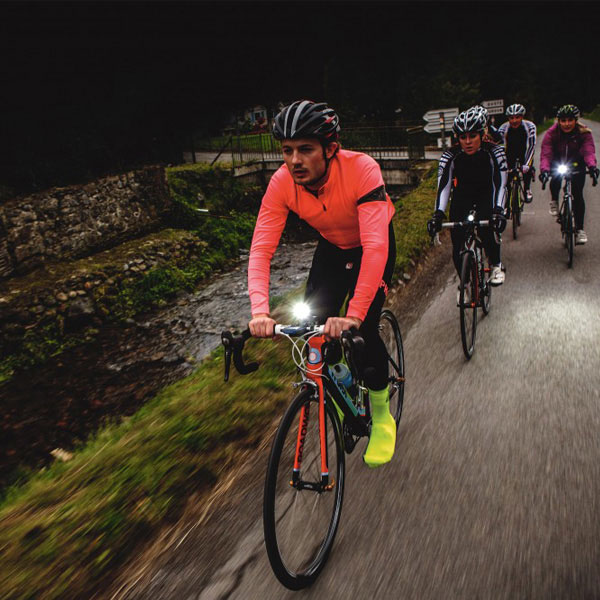 Best front and rear bike lights for winter