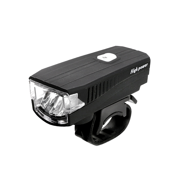 New Bike light with flared