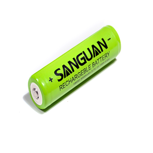 Advantages of 18650 lithium battery