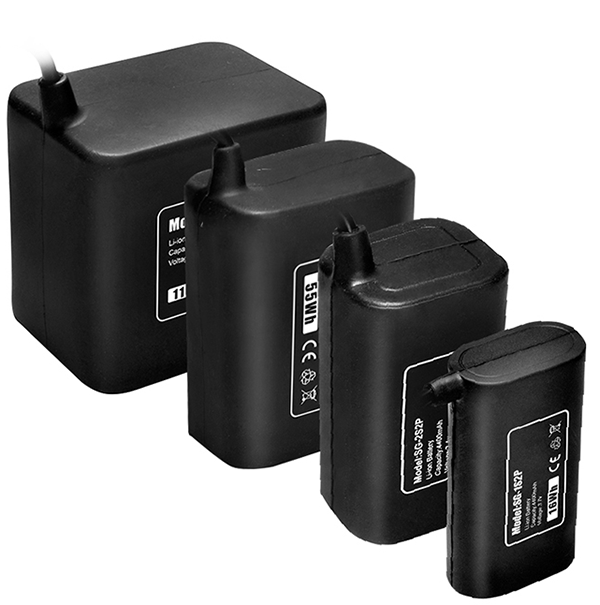 What are the advantages of 18650 battery or battery pack?