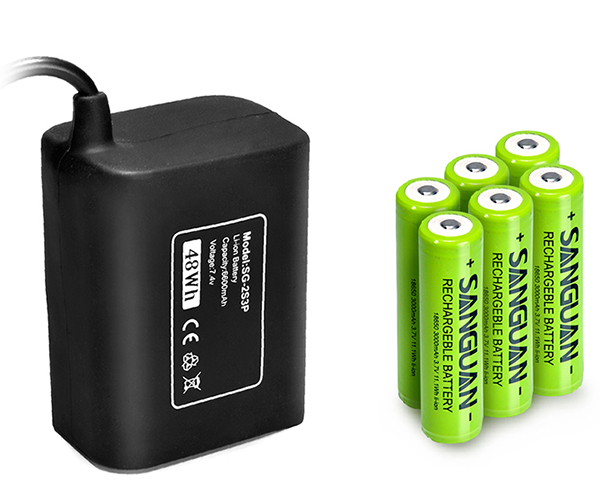 How to prolong the span of batteries