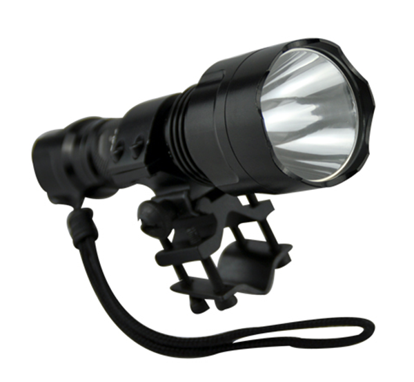 Flashlight for hunting SG-C8T6 is worth your choice
